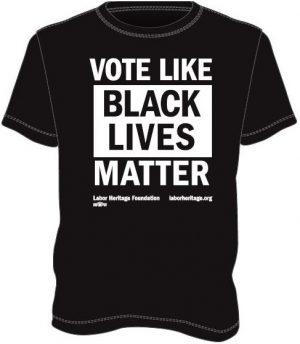 Vote Like Black Lives Matter
